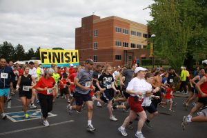 Santiam Hospital Run