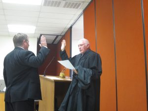 Stayton's First Municipal Court Judge