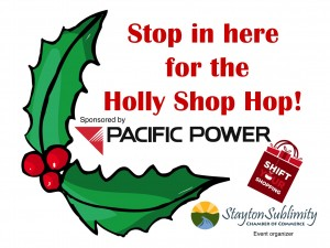 Holly Shop Hop