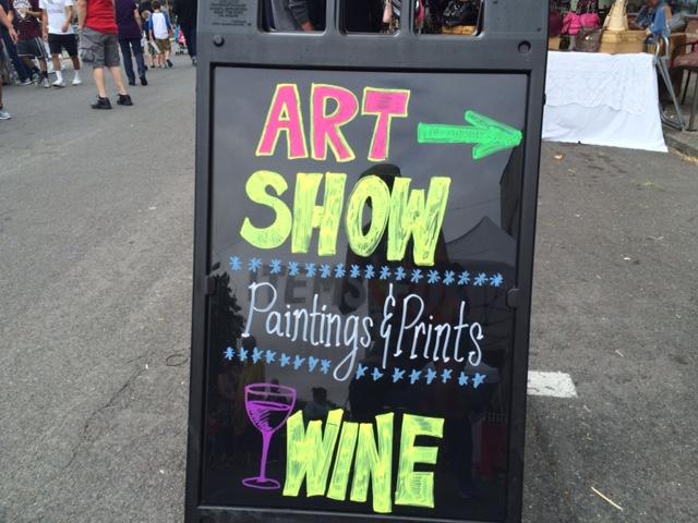ArtShowSign