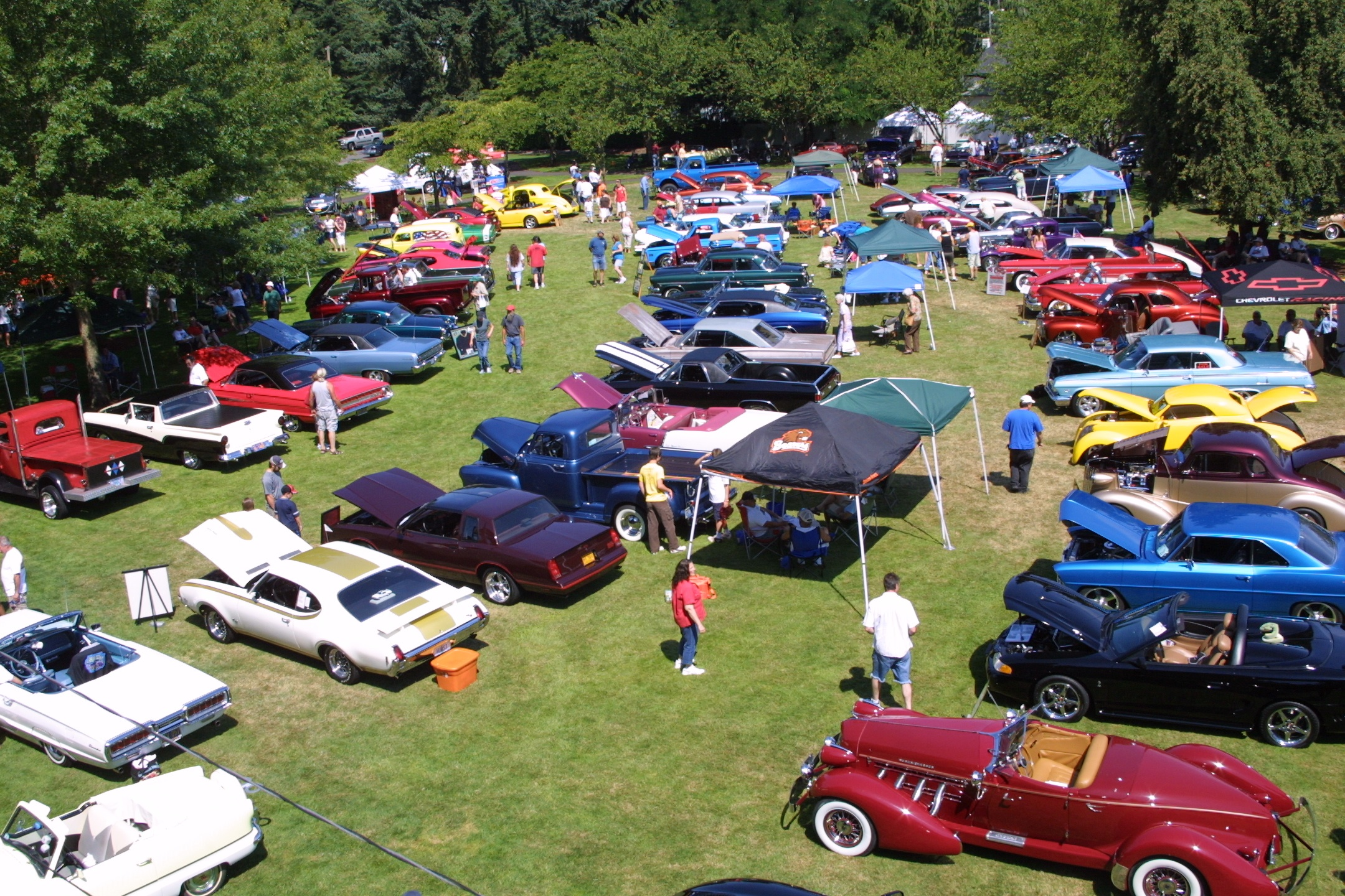 Rd Annual Santiam SummerFest - Car show vendor ideas
